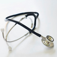 China SunnyWorld dual head stethoscope
