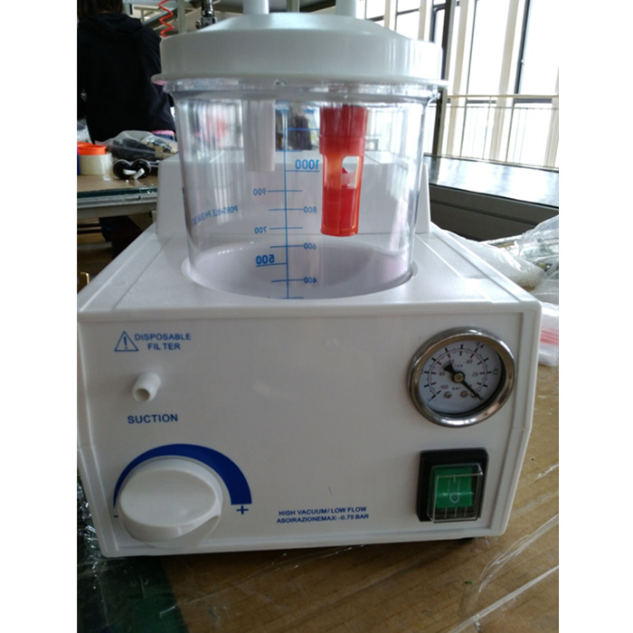 China Professional Portable Phlegm Suction Unit Manufacturer H003-B