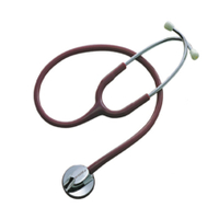 China Standard Deluxe Professional Single Head Stethoscope Manufacturer