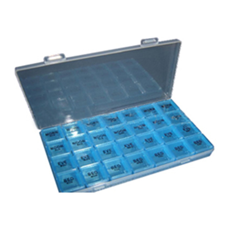 China Trusted 28 Room Pill Box Manufacturer