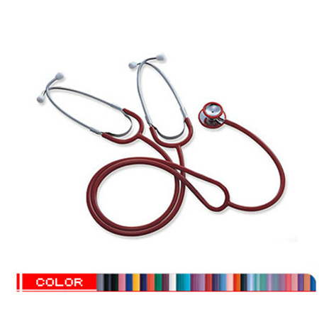 Wenzhou SunnyWorld Dual Head Stethoscope for Teaching Use