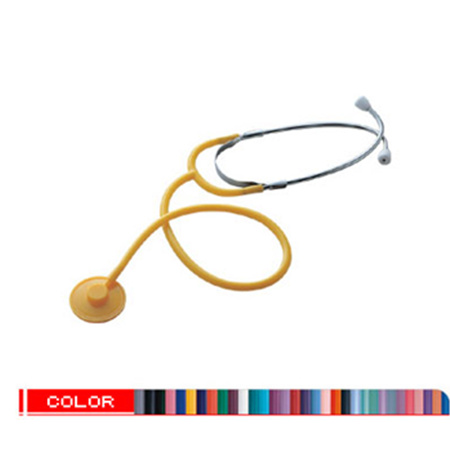China Professional Plastic Single Head Stethoscope Manufacturer