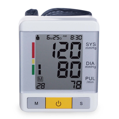 SunnyWorld 2018 Economy Full Automatic Digital Blood Pressure Monitor